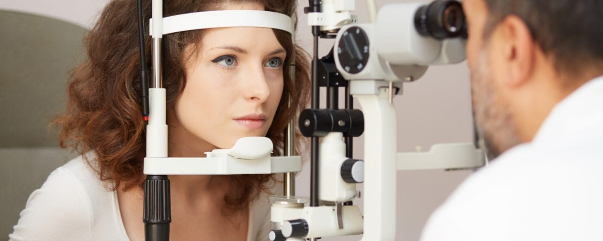 Eye Exam in Boise