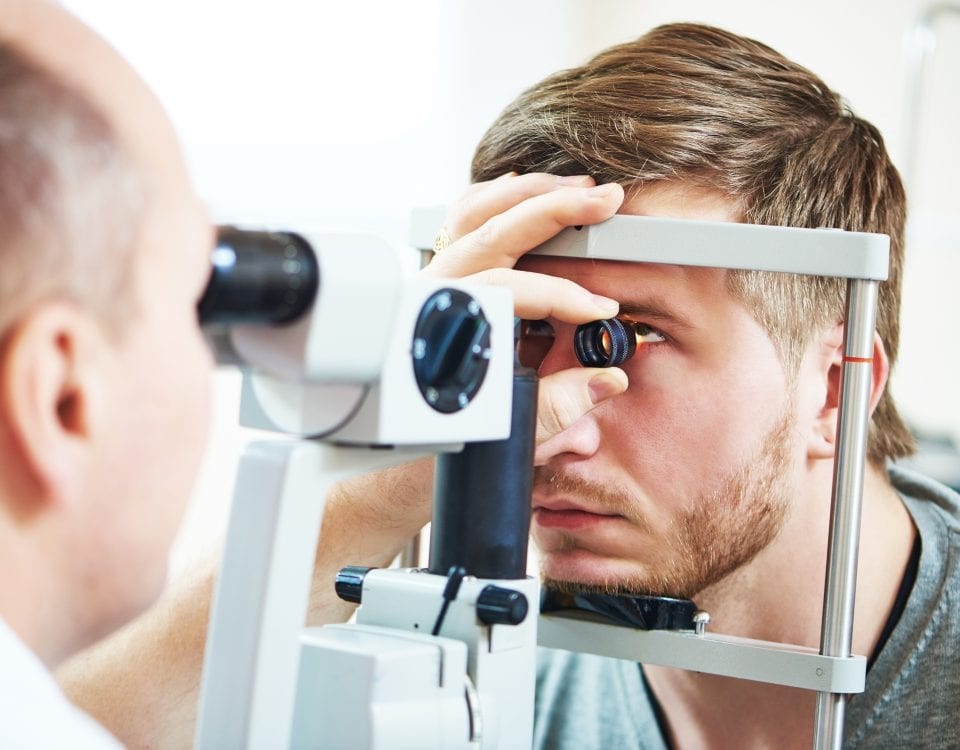 glaucoma tests