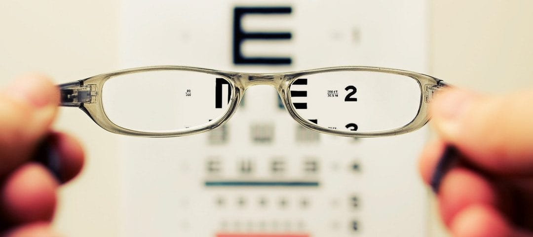 eyeglass prescription
